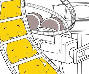 Dibuixos per pintar de Pel·lícules