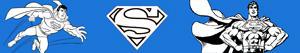 Pintar Superman