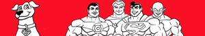 Pintar Super Friends